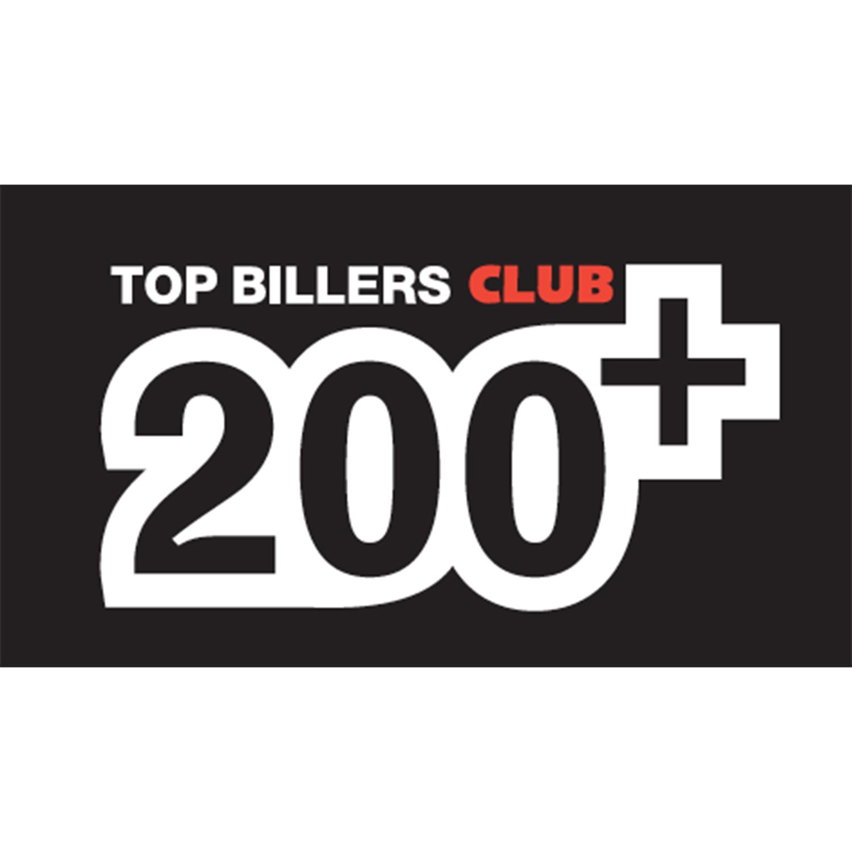 TOP BILLERS 200